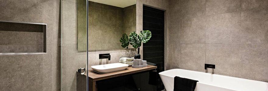 Aménagement de salles de bains